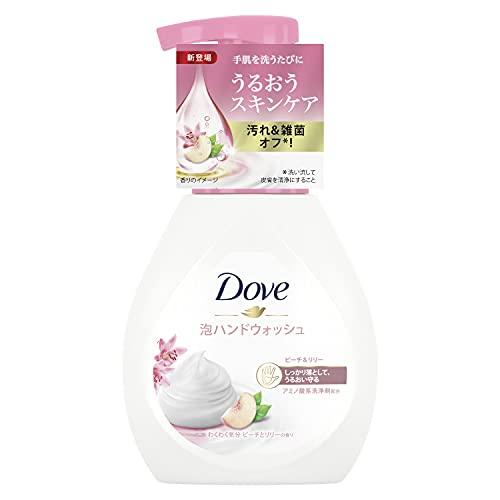 Dove(ダヴ)泡ハンドウォッシュピーチ&リリー本体その他本体