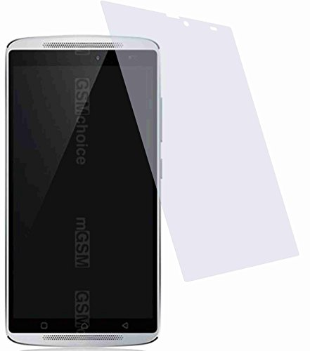 4ProTec I 4 Stück GEHÄRTETE ANTIREFLEX Bildschirmschutzfolie für Lenovo Vibe X3 Displayschutzfolie Schutzhülle Bildschirmschutz Bildschirmfolie Folie