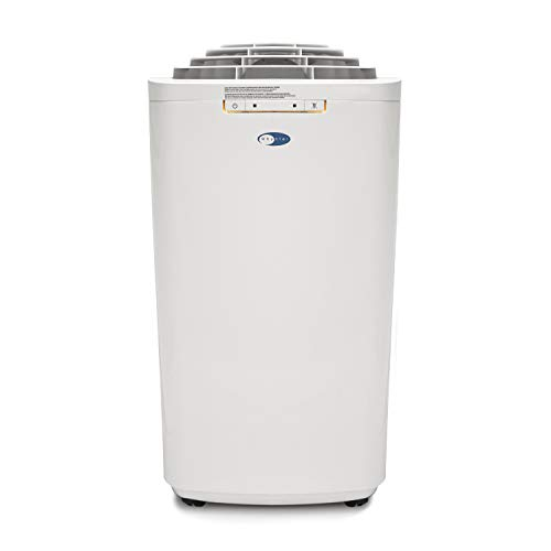 Whynter 11,000 BTU Dual Hose Portable Air Conditioner (ARC-110WD),Multi