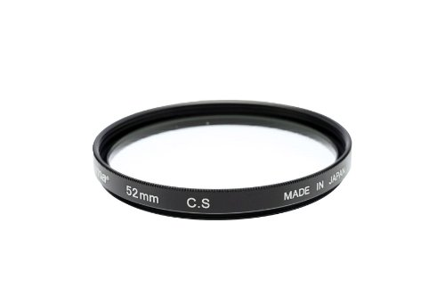 Fujiyama 52mm Cross Screen Filter for Leica V-LUX 2 V-LUX 3