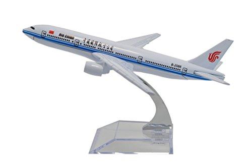 TANG DYNASTY (TM b777-200 Air China Metall Flugzeug Modellflugzeug Spielzeug Flugzeug Modell
