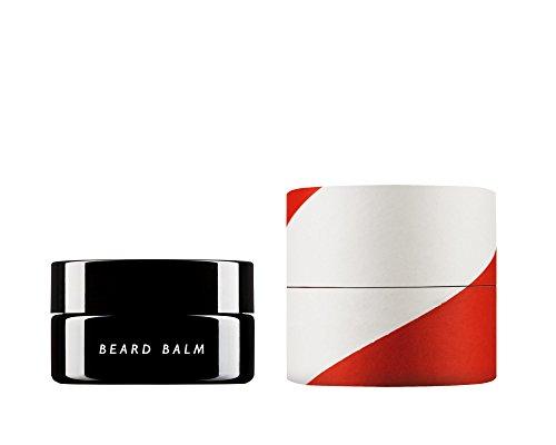 OAK BEARD BALM I Bartbalsam, Bartpomade (50 ml): Macht geschmeidig. Gibt leichten Halt und Glanz. Natürliche Bartpflege für Männer mit Vollbart. Zertifizierte Naturkosmetik aus Berlin.