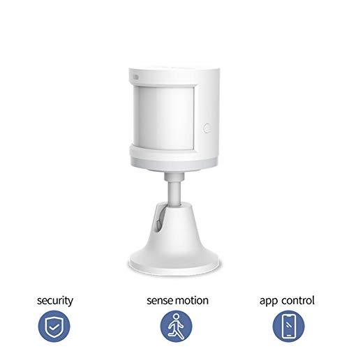 Smart Motion Sensor, Bewegingssensor Human Body Motion Sensor PIR Sensor Voor Homekits WIFI Work