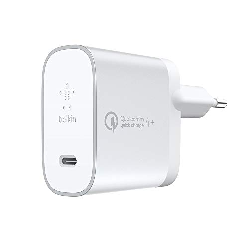 Belkin Boost Charge con Quick Charge 4+ y cable USB-C a USB-C de 1,2 m