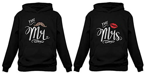 Mr & Mrs Hoodies
