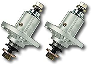 MowerPartsGroup (2) Spindle Assemblies/John Deere GY21098 GY20962 GY20867 GY20454 Fits LA100,110,115,120,125