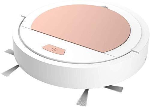CHUTD Aspirador Robot para Pelo de Mascotas, Barrer y trapear 3 en 1, succión Fuerte, Ultra silencioso, Control de Aplicaciones, autocarga, Limpia la Alfombra, Madera Dura, Azulejos, Negro (Color: