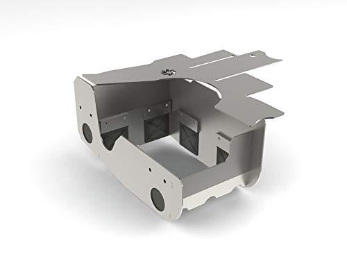Tabicado cárter Clio R19 williams 1.8 2.0 16v F7P Oil sump control...