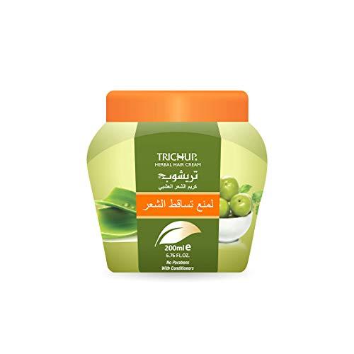Trichup Capelli Autunno Controllo Puro Salutare Naturale Erbaceo Capelli Crema (200 ml)