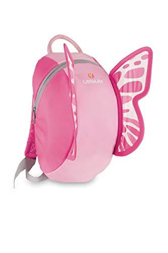 Lifemarque Butterfly Kinderrucksack rosa One Size