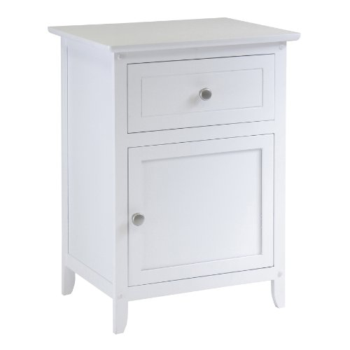 Winsome Eugene Table, White