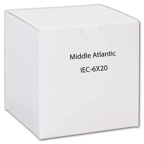 Review Of Middle Atlantic Power Cable - NEMA 5-15 (P) Straight to IEC 60320 C13-6 in - Blue Stripe