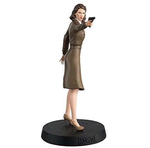 Eaglemoss Marvel Movie Collection Nº 33 Agent Carter