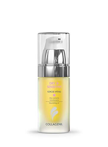 traitement cou visage et le décolleté Antietà Collagenil Gocce Vitali 30 Ml