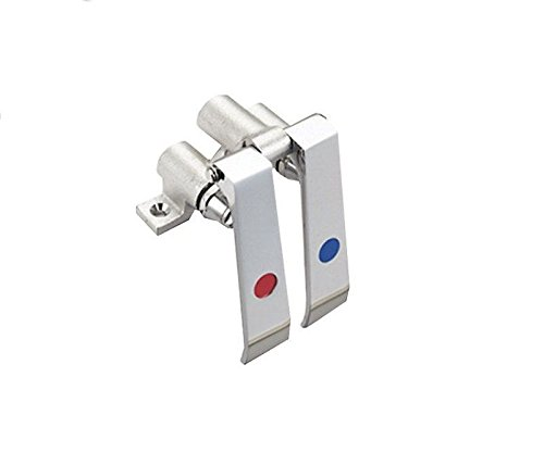 Commercial Dual Control Knee Pedal Valve for Faucet