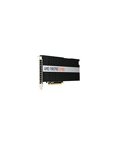 AMD FirePro S7150 FirePro S7150 8GB GDDR5 - Tarjeta gráfica (FirePro S7150, 8 GB, GDDR5, 256 bit, PCI Express x16)