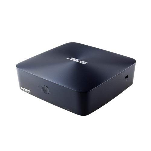 Asus Vivomini UN45H-VM305M - Ordenador de Sobremesa Mini PC (Intel Celeron N3160, 2GB RAM, 500GB HDD, conexión Wifi y Bluetooth, sin sistema operativo) Azul