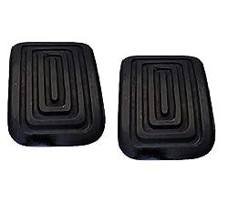 ihave Replacement For Brake Clutch Pedal Pad Cover 1984-07 Toyota Land Cruiser Prado BJ FJ FZJ HZJ HDJ KZJ LJ PZJ RJ UZJ RZJ VZJ KDJ