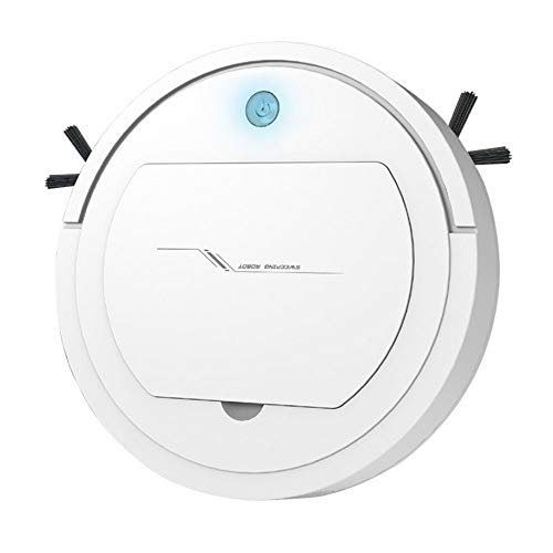 For Sale! SAQIMA 3-in-1 Smart Robot Vacuum Cleaner 1800PA High Suction Slim Self-Charging Smart Auto...