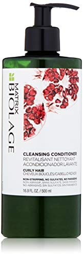 BIOLAGE Cleansing Conditioner For Curly Hair, 16.9 Fl Oz