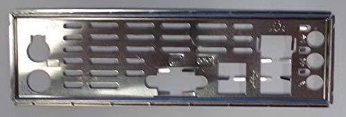 Biostar MCP6PB M2+ Blende - Slotblech - I/O Shield