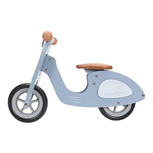 Scooter Azul Bicicleta Equilibrio