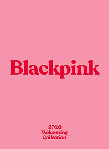 YG Blackpink - Blackpink's 2020 Welcoming Collection+DVD+Extra Photocards Set