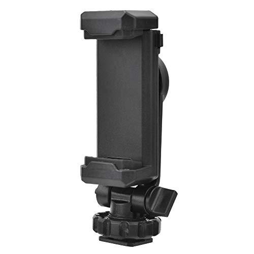 Yosoo Health Gear - Soporte para zapato de calzado, Ulanzi ST-06 soporte para teléfono para trípode, soporte universal para cámara DSLR