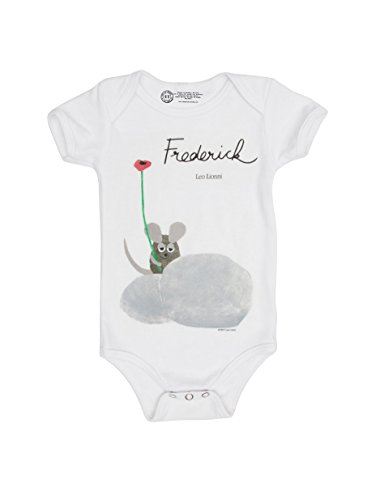 Out of Print Infant Frederick Bodysuit 6 Month