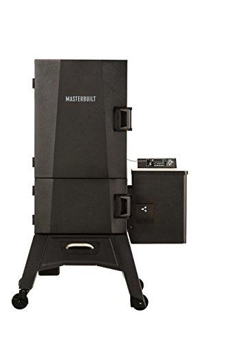 Compare Masterbuilt MWS 140S Pellet Smoker vs Masterbuilt MB20250618 MWS 330B Pellet Smoker