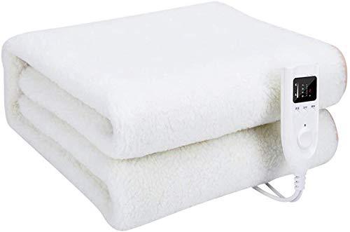Verwarmingsdeken met automatische uitschakeling, enkeltijdwaterdichte elektrische pincet verwarmingsdekens & warmteonderbedden HUYP