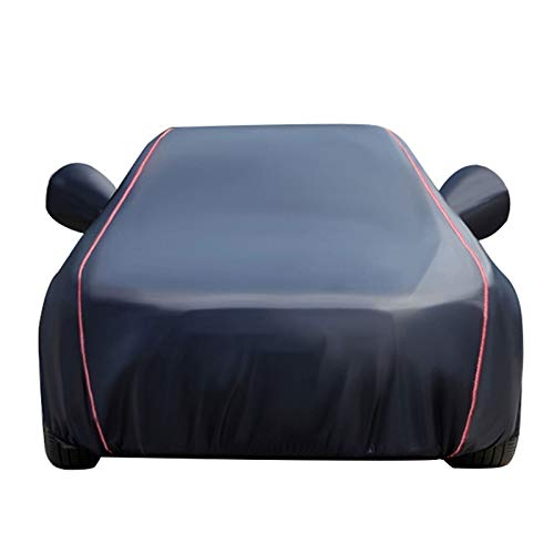 ZYuan Impermeable Fundas para Coche Compatible con Audi RS5 RS6 Transpirable Funda Oxford Coche Exte