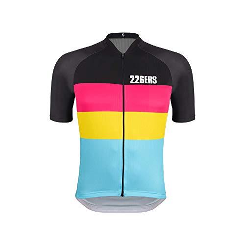 226ERS Maillot Ciclismo Hydrazero Black, Manga Corta, Regular - Talla XS