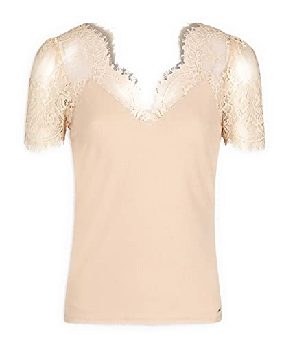 Morgan T-Shirt 212-DENATA Camiseta, Bailarina, L para Mujer