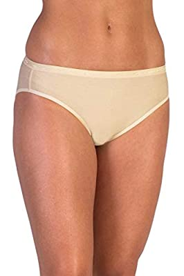 ExOfficio Women's Give-N-Go Bikini Brief - Medium - Nude