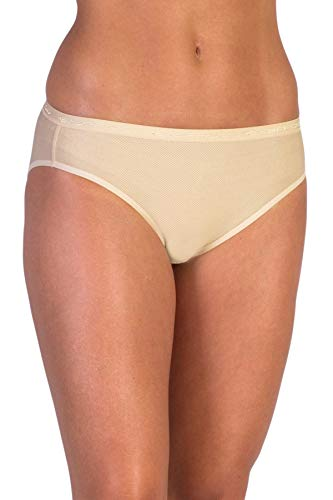 ExOfficio Women's Give-N-Go Bikini Brief - Medium - Nude