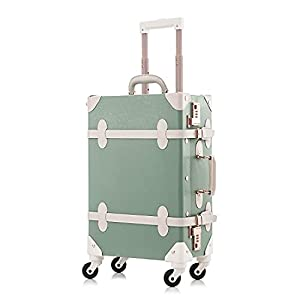 d2251c7ca0a 7 Vintage Inspired Luggage Sets for the Modern Woman - Travel Bag Quest