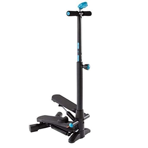 CDPC Equipo de Gimnasia para el hogar Máquina de Pedal silencioso de Tubo de Estufa Máquina de Pedal para Sala de Estar del Dormitorio Máquina de Adelgazamiento para Hombre Gordo Adulto Equipo de