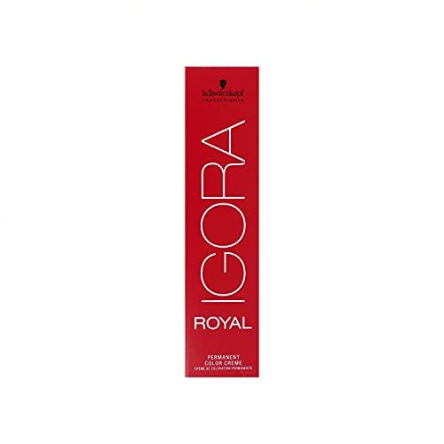 Schwarzkopf Igora Royal 6-77 Dunkelblond Kupfer Extra, 68 g