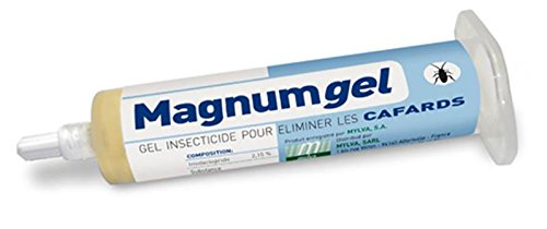 Mylva Magnum - Gel insecticida contra cucarachas
