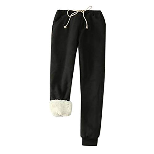 Why Should You Buy Toimothcn Women's Home Lounge Pants Winter Warm Sherpa Lined Athletic Sweatpants ...