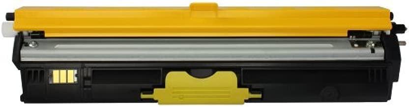 Original Konica Minolta A0V306H tóner (amarillo, aprox. 2.500 Páginas) para Magicolor 1600, 1650, 1680, 1690