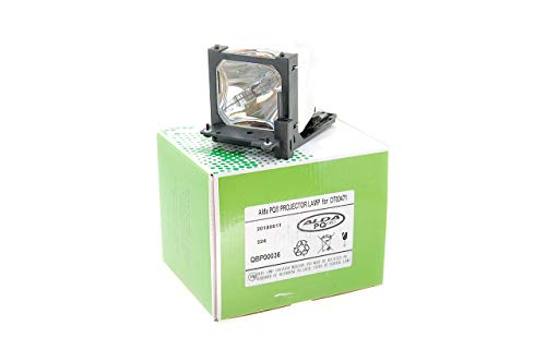 Alda PQ-Premium, Beamerlampe / Ersatzlampe für LIESEGANG DV 400 Projektoren, Lampe mit Gehäuse