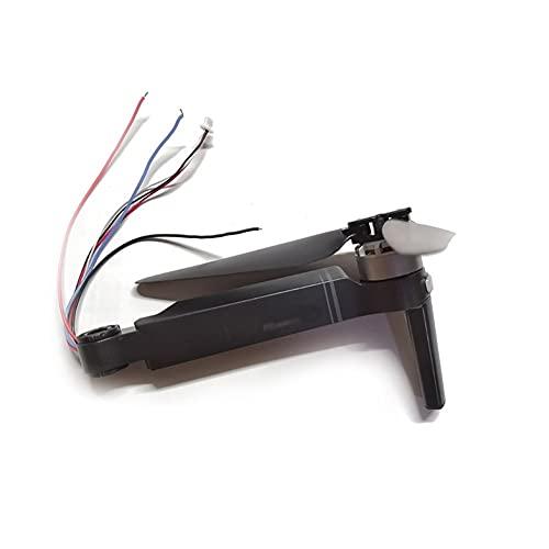 GEBAN Accessori per Pezzi di Ricambio per Droni per Braccio Pieghevole Motore SJRC F11 F11RPO GPS Blades con Motori Accessori droni (Color : 1pcs Front A Arm)
