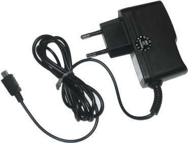 Ladegerät Ladekabel Netzteil für Sony PRS-T2 Ebook Reader/Netzlader inkl. Handy-Punkt Displayreinigungstuch