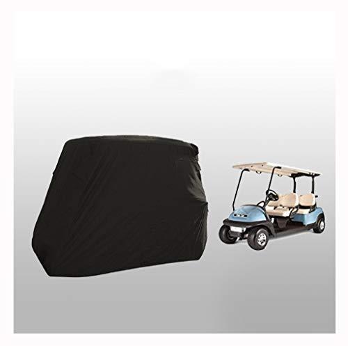 MAGFYLY Multifunctionele Gazon Golf Car Ball Cover, 210D Waterdicht en Stofdicht Zonnebrandcrème Oxford Doek, geschikt voor alle standaard 2 passagier Yamaha golf autohoezen