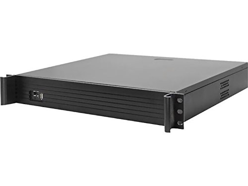 NVR-6016 Visicom, Video-Netzwerkrekorder zur Verwaltung von max. 16 IP-Kameras (5MP) bzw. 25 IP-Kameras (1080p), High Quality Live/Playback Video