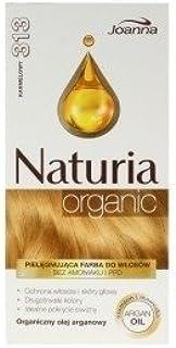 Tinte orgánico para el cabello Joanna Naturia, 313 caramelo ...