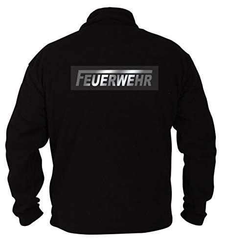 Rescue Point Feuerwehr Herren Fleece Sweatshirt PRETTER5 (L)