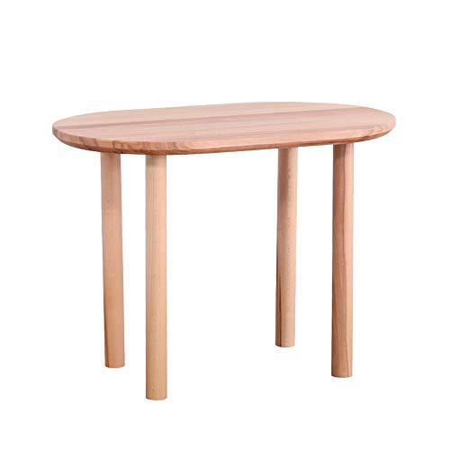 Table d'enfant en Bois Massif, Table De Jeu De Jouet Simple CréAtive à La Maison, Bureau D'éTude D'éCole Primaire